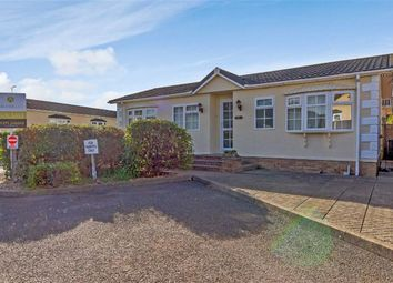 Thumbnail 2 bed mobile/park home for sale in Severn Bridge Park, Chepstow, Gloucestershire