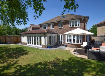 Thumbnail 5 bedroom detached house for sale in Burghley Rise, Burwell, Cambridge