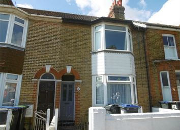 Thumbnail 1 bed flat to rent in Nelson Road, Whitstable, Kent