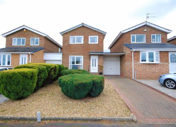 Thumbnail 3 bed link-detached house for sale in Kepier Chare, Crawcrook, Ryton