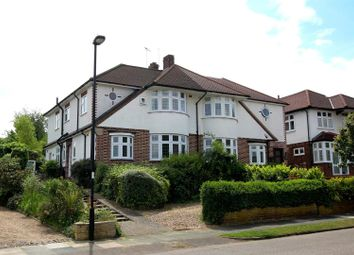 Thumbnail 4 bed semi-detached house for sale in Uplands Way, London