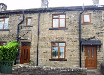 Thumbnail 1 bed terraced house to rent in Miry Lane, Thongsbridge, Holmfirth