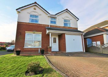 Thumbnail 4 bed detached house for sale in Cheriton Park, Southport