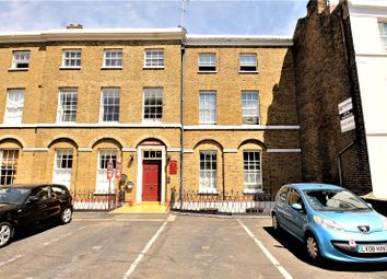 Thumbnail 2 bed flat for sale in Robertson Villas, 17 New Road, Rochester, Kent