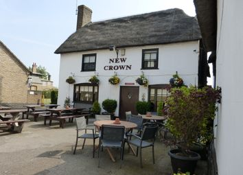Thumbnail Pub/bar for sale in High Causeway, Whittlesey