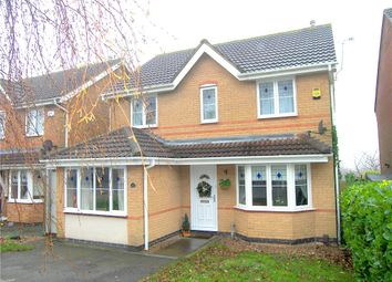 Thumbnail 3 bed detached house for sale in Newlyn Drive, South Normanton, Alfreton