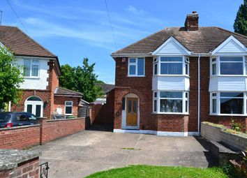 Thumbnail 3 bed semi-detached house to rent in Taylor Avenue, Leamington Spa