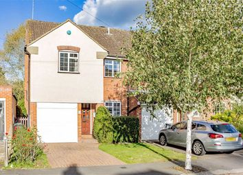 Thumbnail 3 bedroom semi-detached house for sale in The Crescent, Loughton, Essex