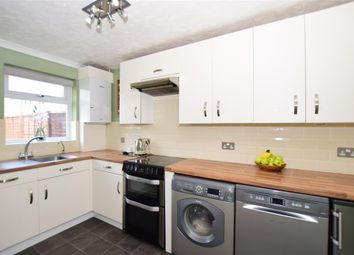 Thumbnail 2 bed end terrace house for sale in Hayman Walk, Eccles, Aylesford, Kent