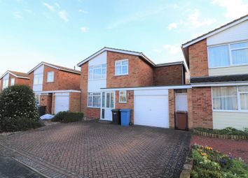 Thumbnail 4 bed link-detached house for sale in Chapel Close, Capel St Mary, Ipswich, Suffolk