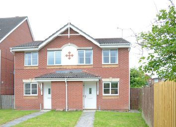 Thumbnail 2 bed semi-detached house to rent in Tedder Road, York