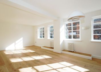 Thumbnail 4 bed flat to rent in St. Petersburgh Place, London
