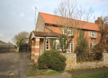 Thumbnail 3 bed semi-detached house for sale in Aunsby, Sleaford