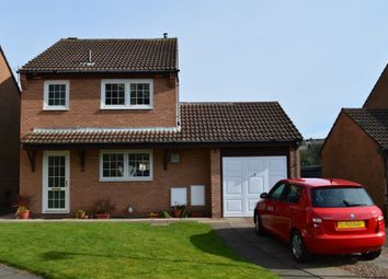 Thumbnail 3 bed detached house for sale in Riverdene, Tweedmouth, Berwick Upontweed, Northumberland