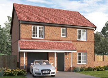 "Thumbnail 4 bed detached house for sale in ""The Trowbridge"" at Burton Street, Market Harborough"