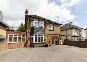 Thumbnail 4 bed detached house to rent in Temple Road, Epsom