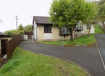 Thumbnail 2 bed semi-detached bungalow for sale in Oak Hill Park, Skewen, Neath, Neath Port Talbot.