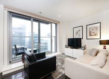 Thumbnail 1 bedroom flat for sale in East Tower, Pan Peninsula, London