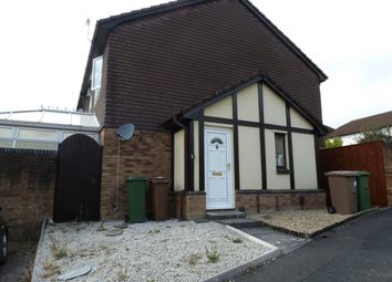 Thumbnail 1 bedroom end terrace house to rent in Bakers Close, Chaddlewood, Plympton, Plymouth
