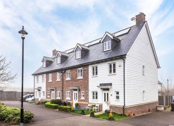 Thumbnail 3 bed end terrace house for sale in Broomfield, Bells Yew Green, Tunbridge Wells