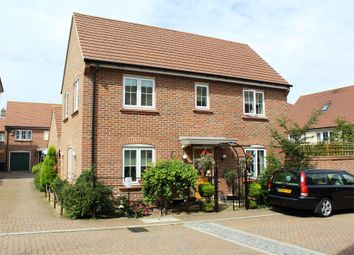 Thumbnail 3 bed detached house for sale in Lindsell Avenue, Letchworth Garden City