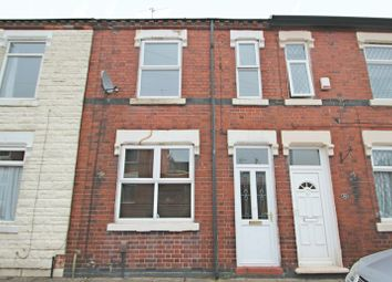 Thumbnail 3 bed terraced house for sale in Taylor Street, Stoke-On-Trent