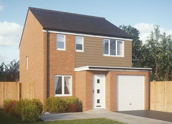 "Thumbnail 3 bed detached house for sale in ""The Rufford"" at Church Road, Old St. Mellons, Cardiff"