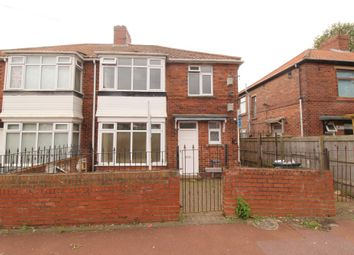 Thumbnail 4 bed flat for sale in Oakfield Gardens, Benwell, Newcastle Upon Tyne