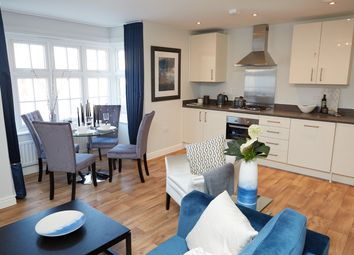 Thumbnail 1 bed flat for sale in Goudhurst Road, Marden, Kent