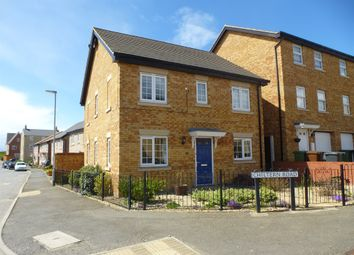 Thumbnail 4 bed detached house for sale in Chiltern Road, Corby