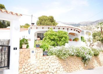 Thumbnail 2 bed chalet for sale in Altea, Alicante, Spain