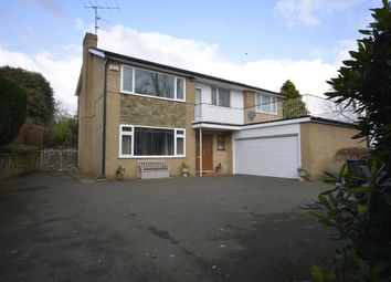 Thumbnail 4 bed detached house for sale in Hill Road North, Helsby, Frodsham