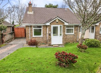 Thumbnail 2 bed semi-detached bungalow for sale in Tregavethan View, Threemilestone, Truro