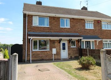 Thumbnail 3 bed semi-detached house for sale in Windsor Crescent, Ilkeston