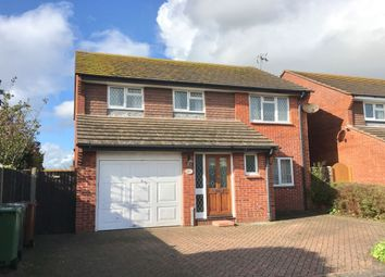 Thumbnail 4 bed detached house for sale in Gardner Close, Eastbourne