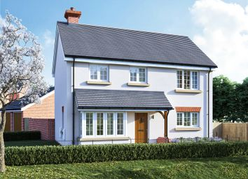 Thumbnail Detached house for sale in Mirabelle, Eckington, Worcestershire