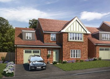 Thumbnail 4 bed detached house for sale in Moss Lea, Bolton, Greater Manchester