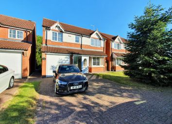 4 bed detached house for sale in Netherfield Close, Broughton Astley, Leicester LE9