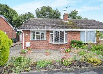 Thumbnail 2 bed bungalow for sale in Hornsey Garth, Wigginton, York