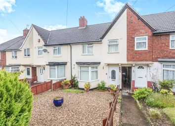 Thumbnail 3 bedroom terraced house for sale in Hamilton Road, Bearwood, Smethwick