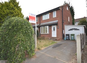 Thumbnail 3 bed semi-detached house for sale in Exeter Drive, Leeds, West Yorkshire