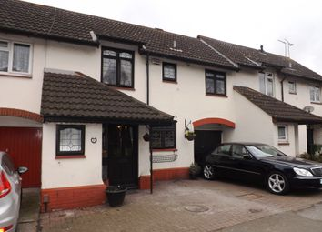 Thumbnail 3 bedroom terraced house for sale in Rectory Road, Canvey Island