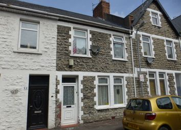 Thumbnail 4 bed terraced house for sale in High Street, Barry