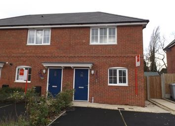 Thumbnail 2 bedroom end terrace house for sale in Bessemer Way, Crewe, Cheshire