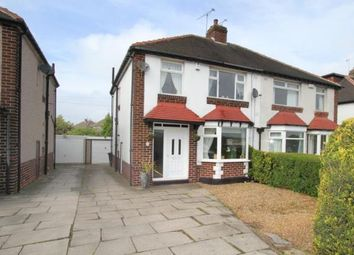 Thumbnail 3 bed semi-detached house for sale in Greenhill Main Road, Sheffield, South Yorkshire