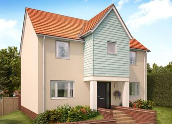Thumbnail 4 bedroom detached house for sale in Camomile Lawn, Weston Lane, Totnes, Devon