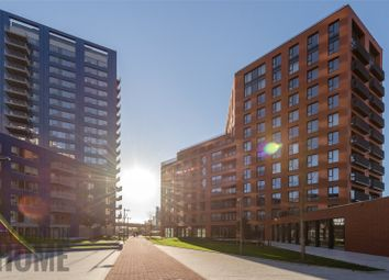 Thumbnail 2 bed flat for sale in Caledonia Building, London City Island