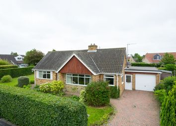 Thumbnail 3 bedroom bungalow for sale in Cherry Garth, Meadlands, York