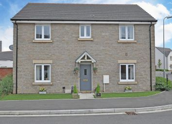 Thumbnail 4 bedroom detached house for sale in Larger Style Detached House, Bloomery Circle, Newport