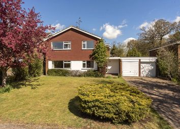 Thumbnail 4 bed detached house for sale in Ridgewood Drive, Harpenden, Hertfordshire